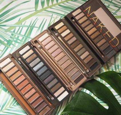 Urban-Decay-Naked-Palette-Collection