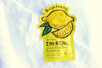 Tony Moly I'm Real Sheet Masks Review (10)