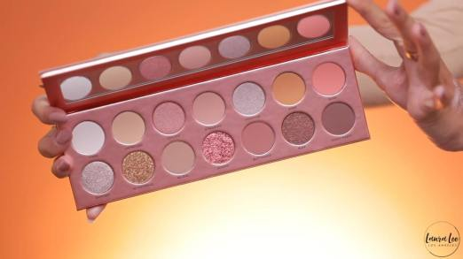 laura lee los angeles nudie patootie eyeshadow palette photos swatches review release date uk temptalia